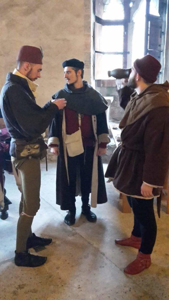 Noël au Château de Chillon du 1-2, 8-9, 15-16 décembre 2018