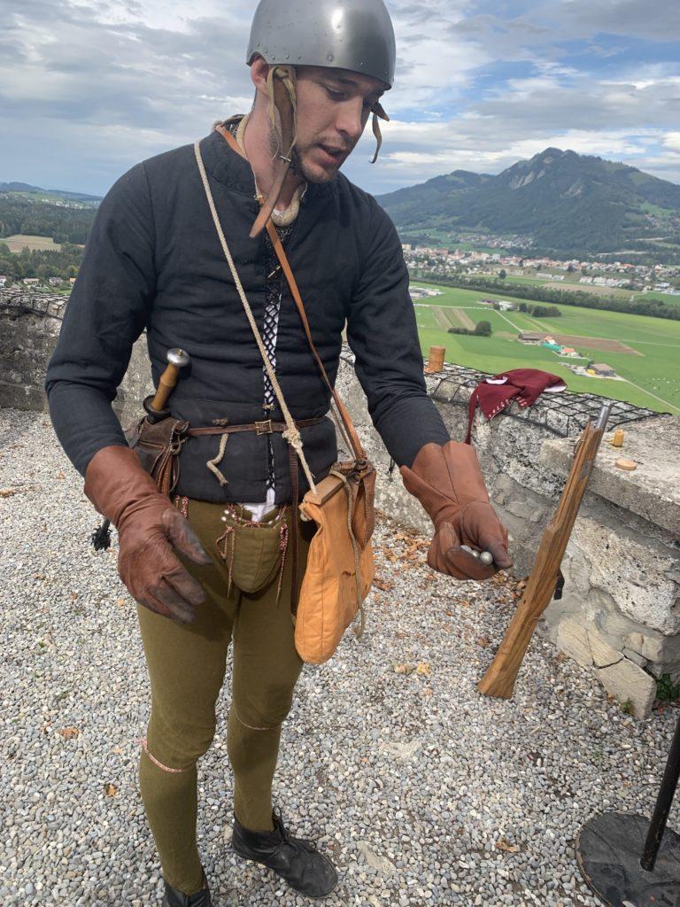 Crédit photo: Château de Gruyères. Journée des Châteaux suisses à Gruyères, 03.10.2021